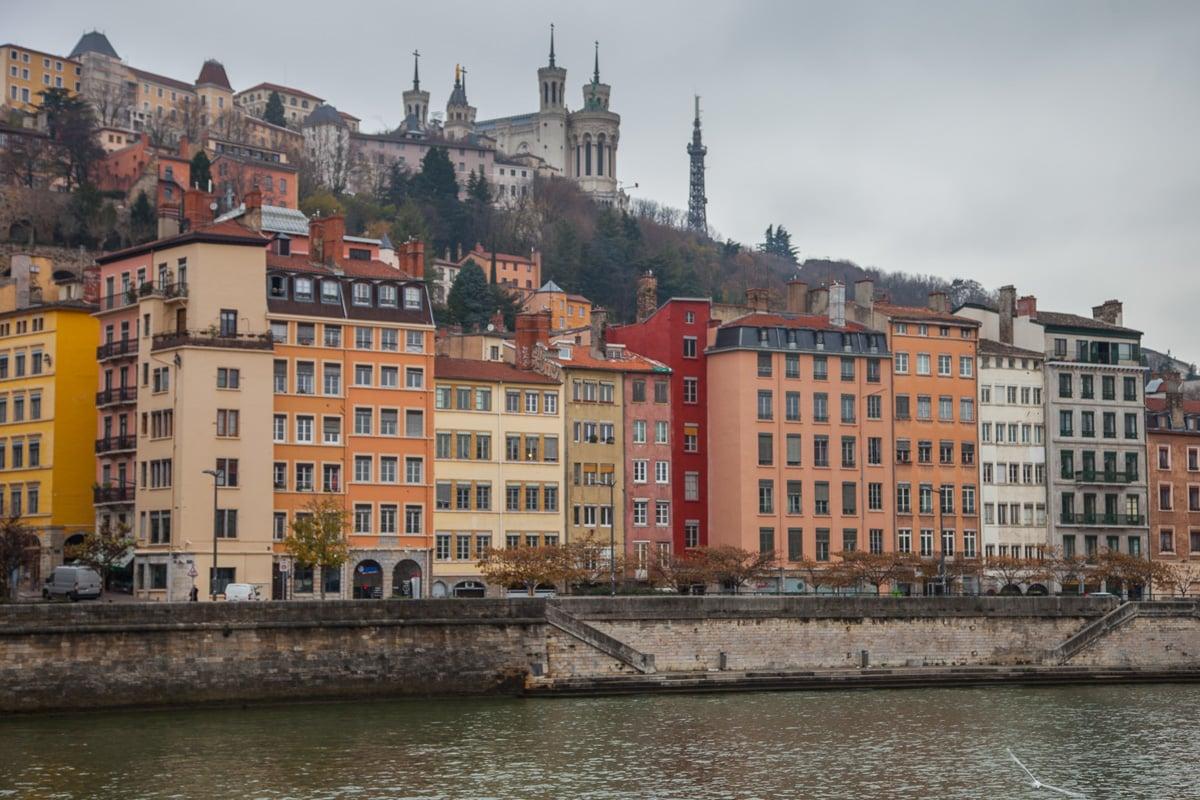Lyon … Serendipity Strikes Again