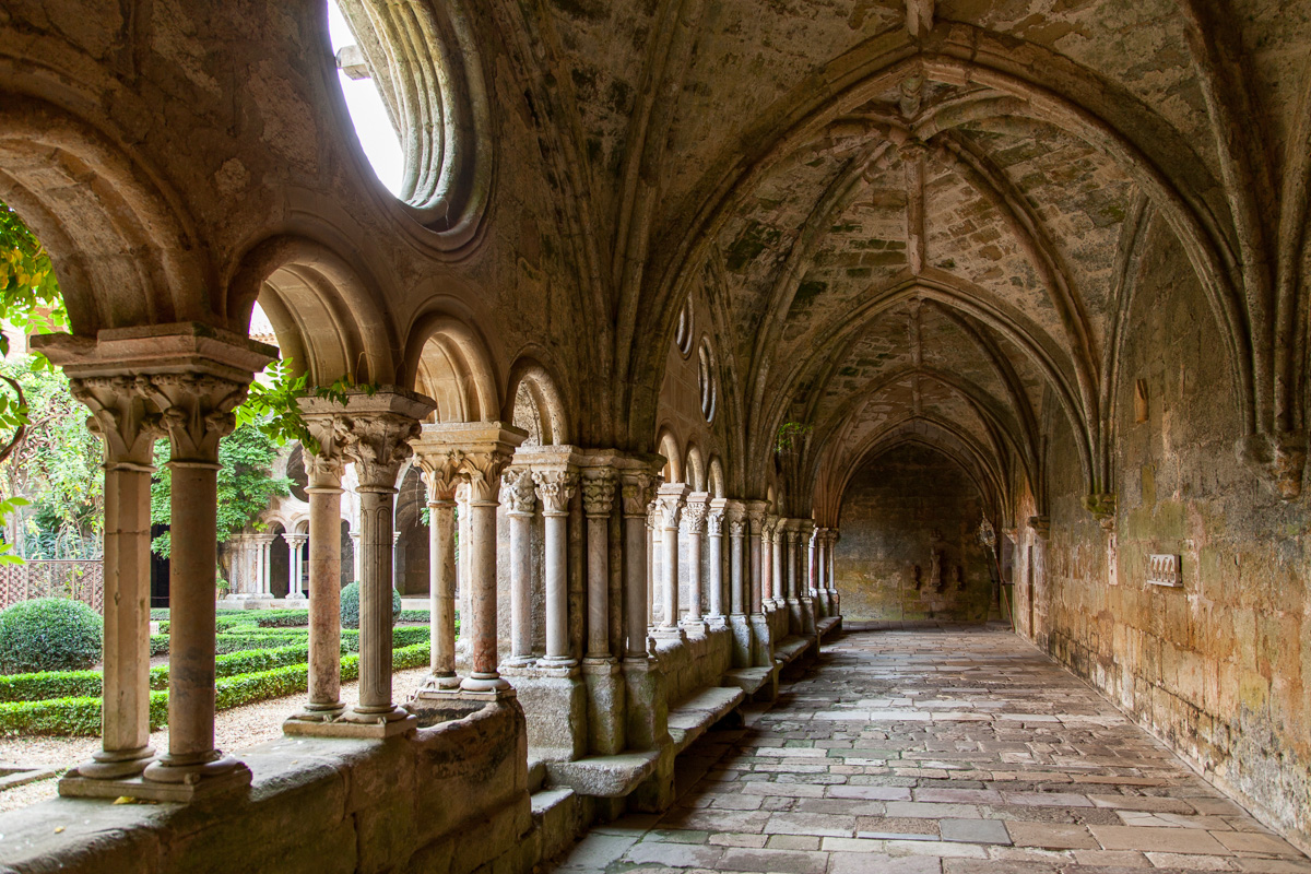 Abbeys and Castles – I