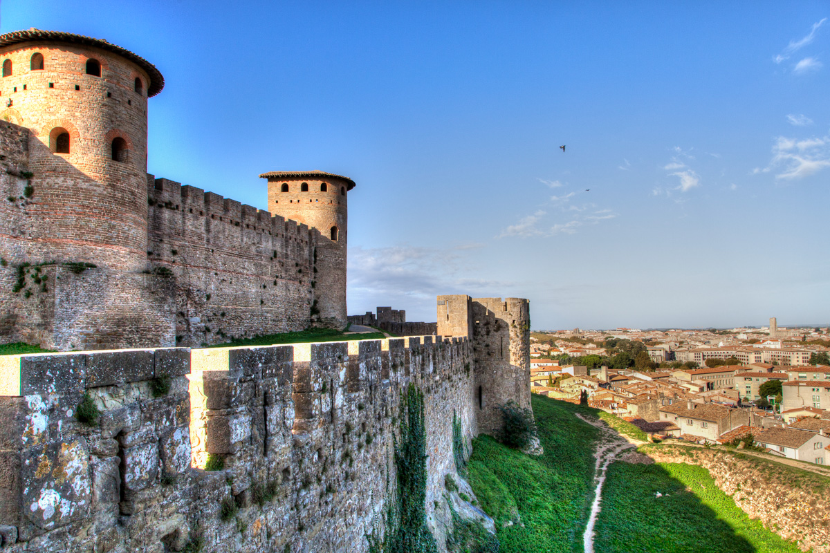 Carcassonne – The Medieval Fortress