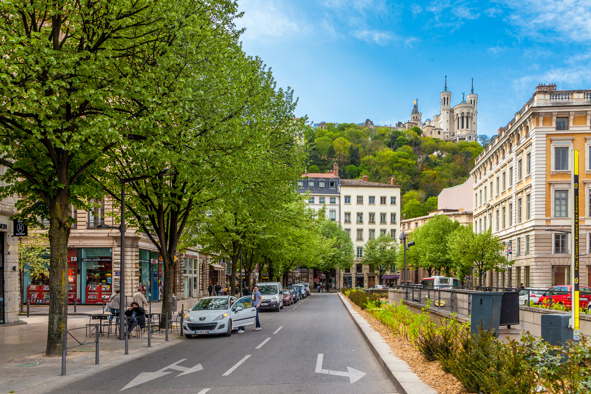 A Couple of Days in Lyon … Wandering