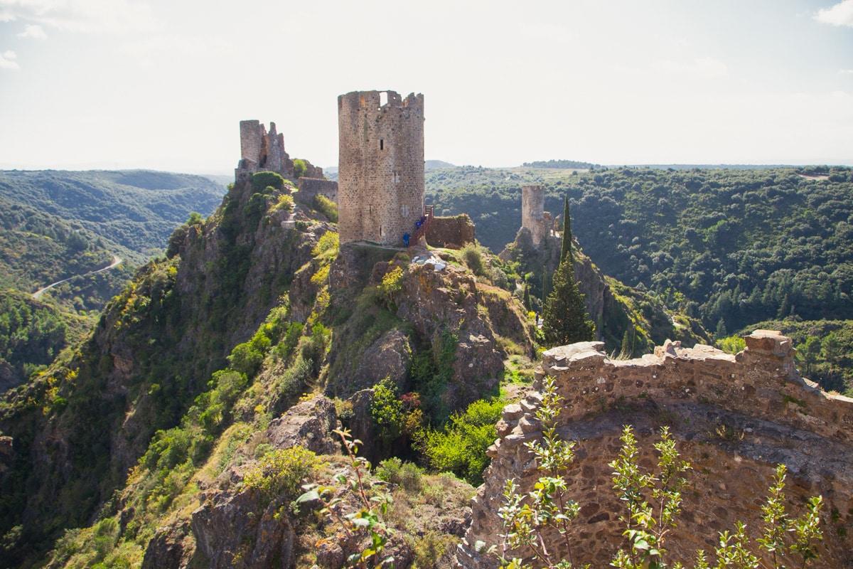 Abbeys and Castles – Lastours