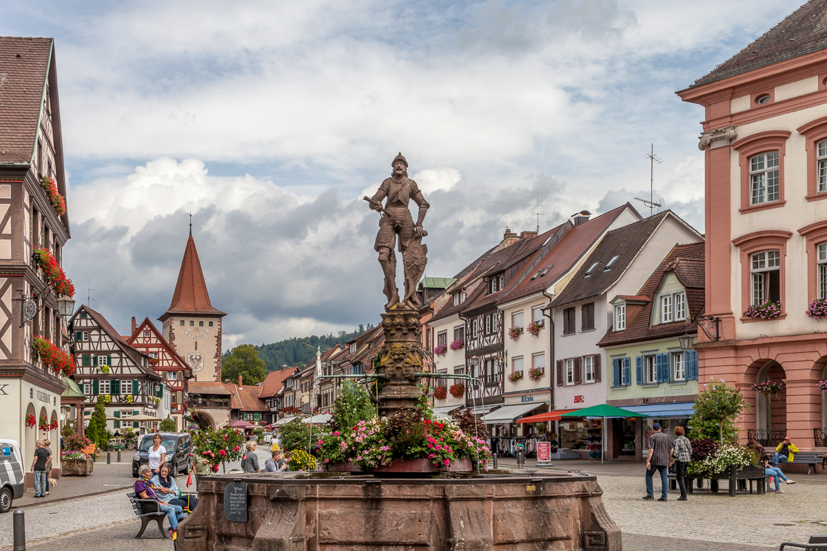 Gengenbach – Gateway to the Black Forest
