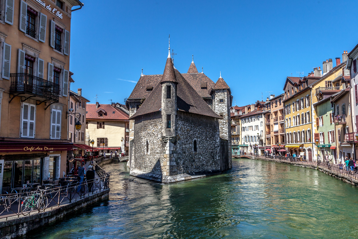Annecy – The Venice of Savoy