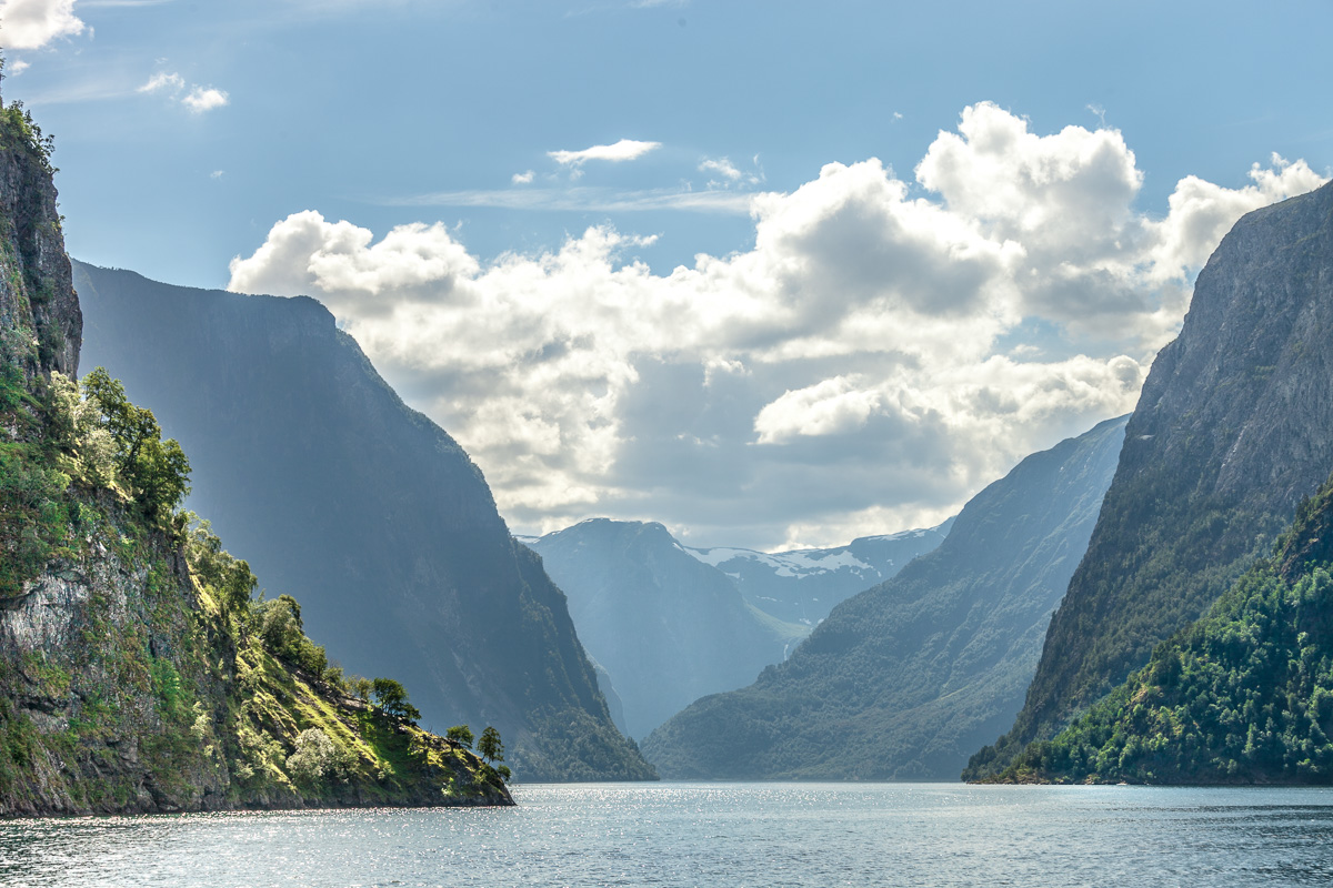 A Fjording We Will Go!