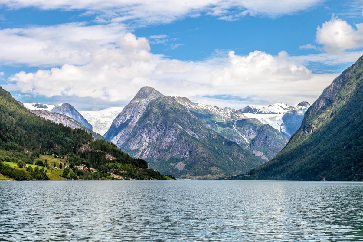 A Glacial Excursion