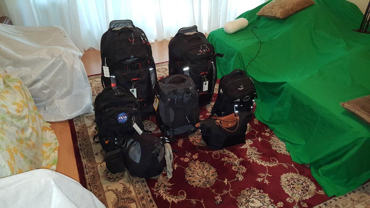 Packing … again