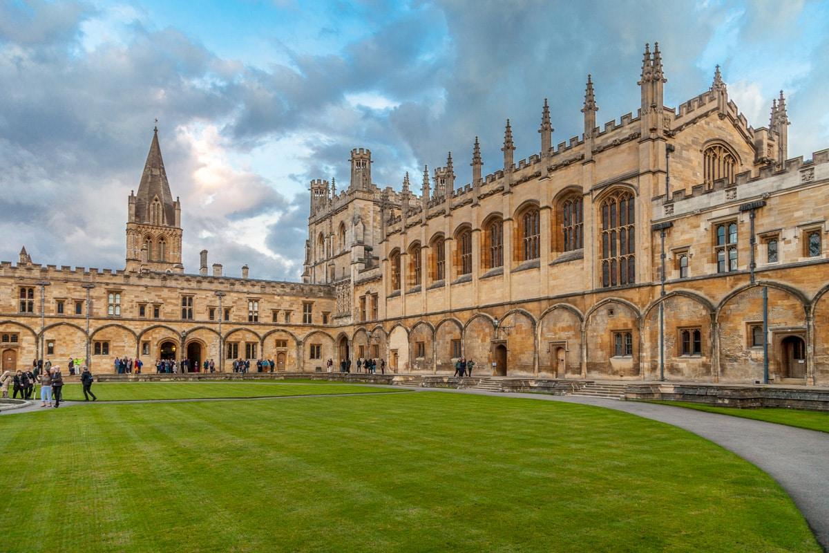 Three Days in Oxford