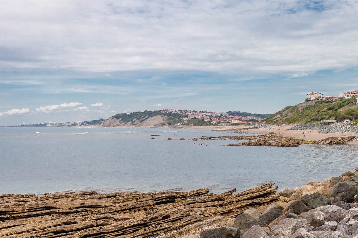 A visit to the French Basque coast