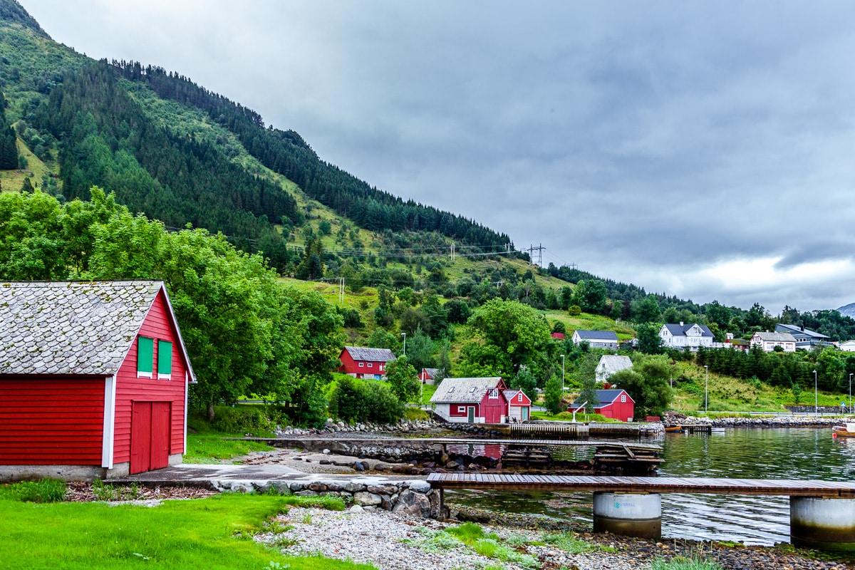 On the Fjords Again – Rosendal