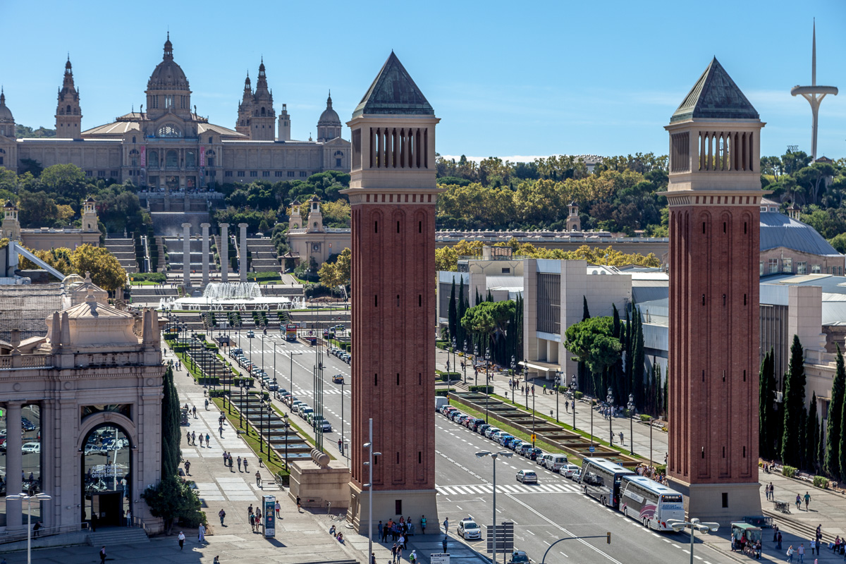 Barcelona – Time to depart