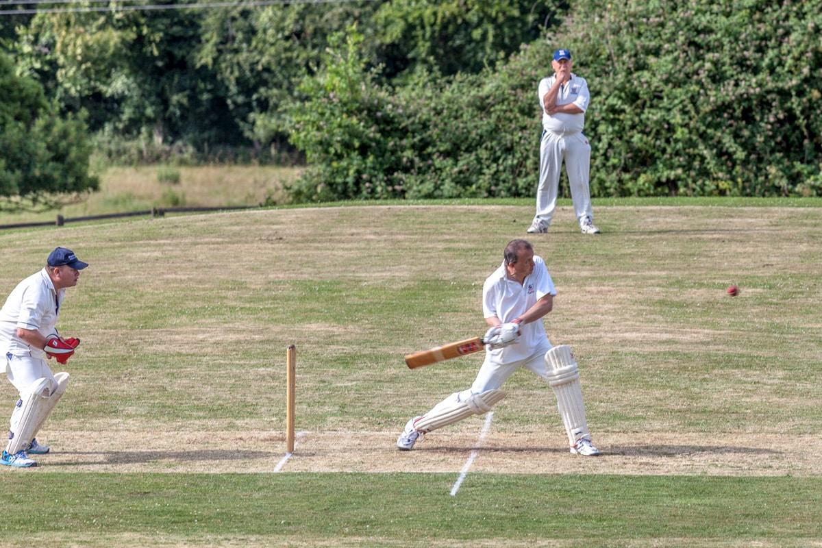 Cricket, the gentleman's game