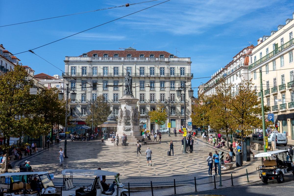 Lisbon Begins