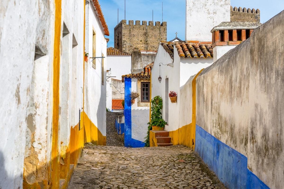 Óbidos – the Queen's Town