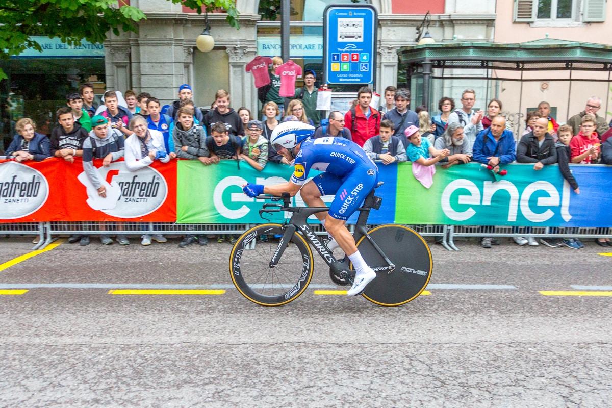 The Giro d'Italia