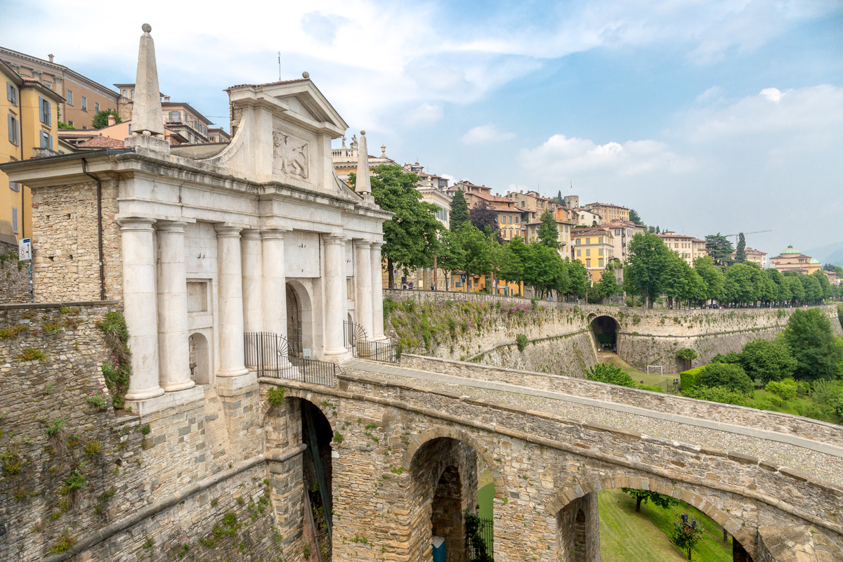 A Surprise in Bergamo