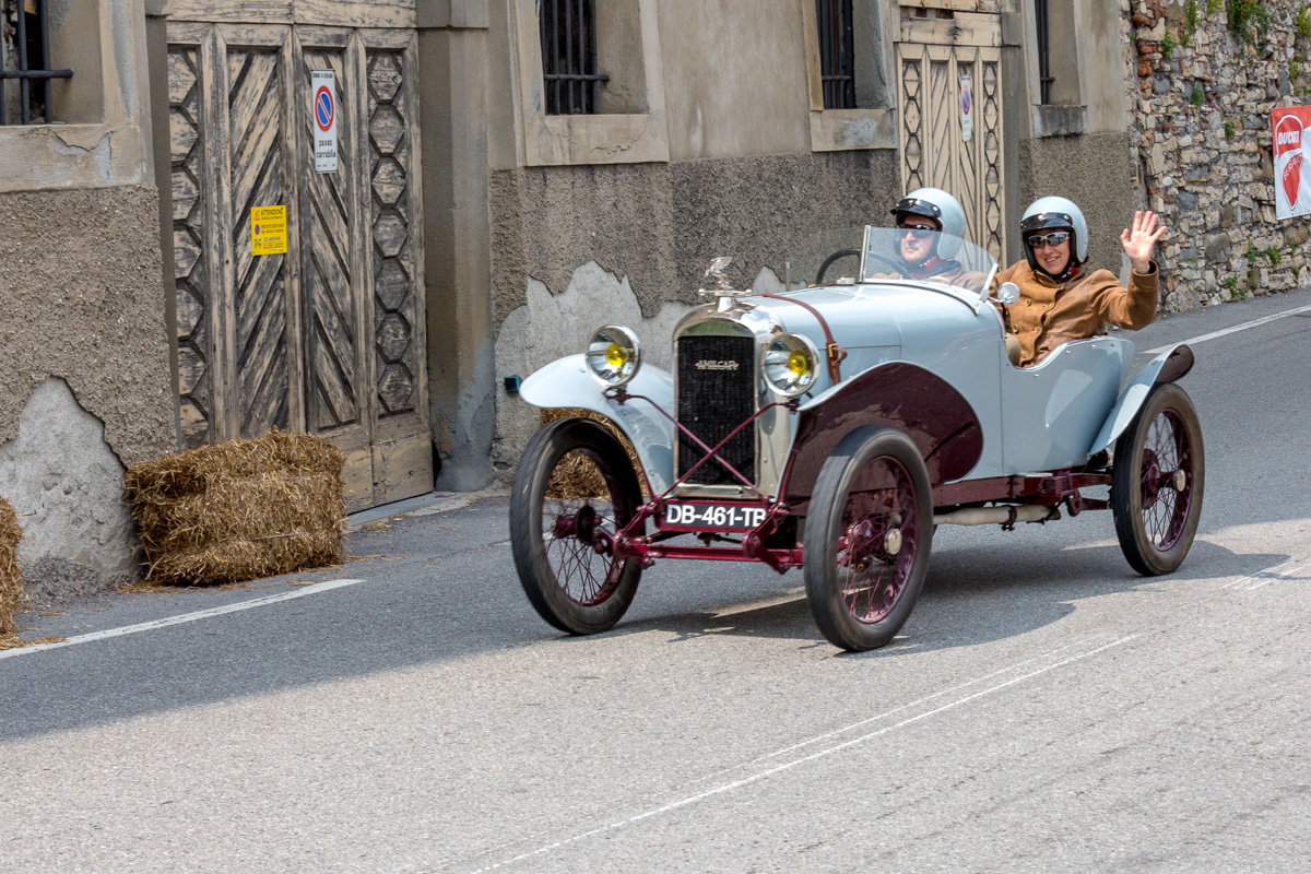 Italy, Art and Automobiles