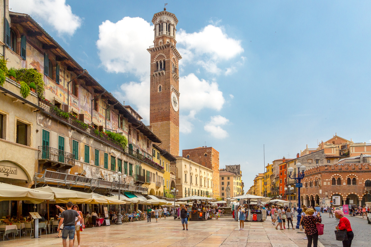 Arrivederci Verona!