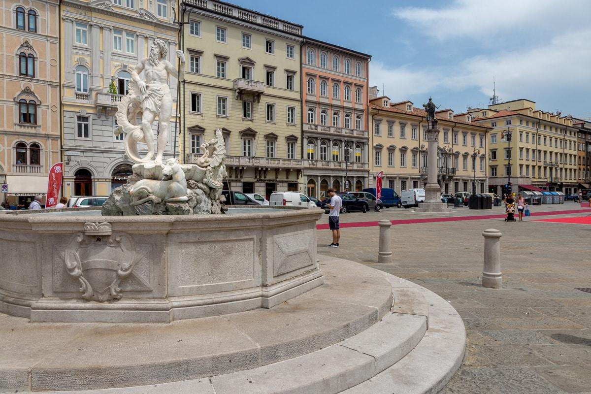 Trieste – a Crossroads
