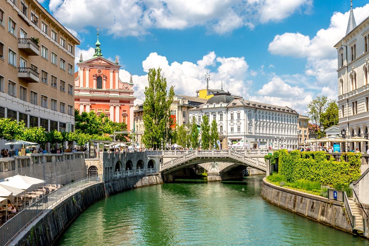 Ljubljana – a Slovenian Surprise