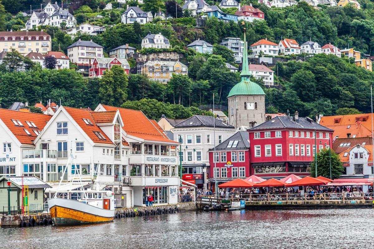 Bergen Begins …