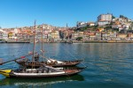 Departing Porto